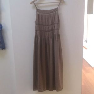 Wilfred Dusty Rose Boho Dress